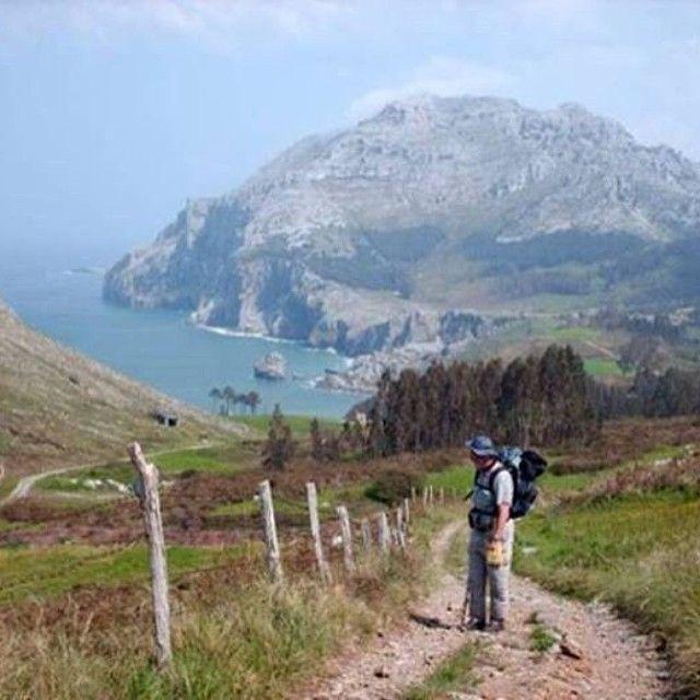 Camino De Santiago Pilgrimage In Spain Trail Is 817km About A