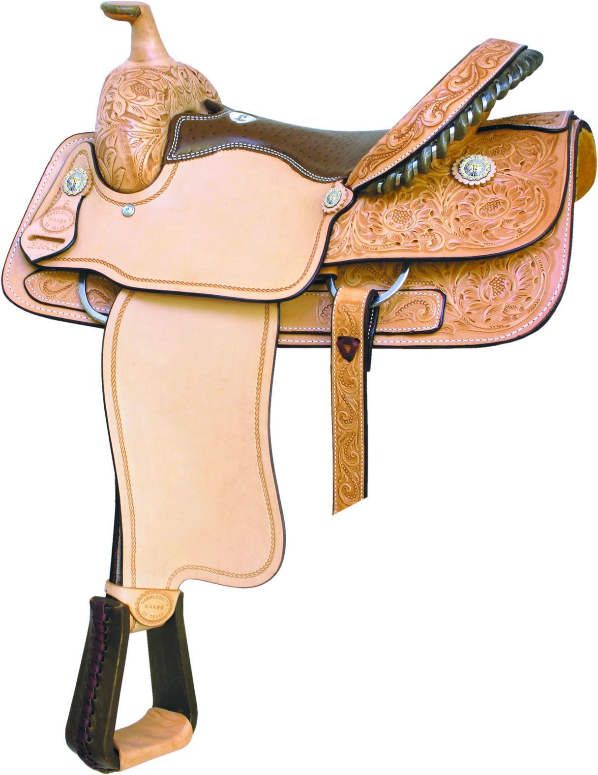 Iud love to try one of these lightweight saddles Ium sure my horse