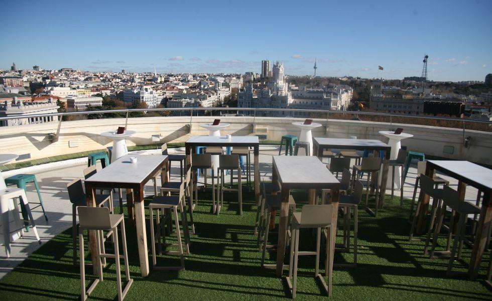 Las 25 Mejores Terrazas De Madrid Circulo De Bellas Artes