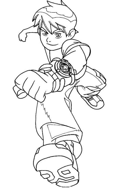 Ben 10 Coloring Pages 20 Free Printable For Little Ones Cartoon Coloring Pages Coloring Pages Coloring Books