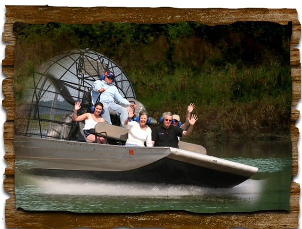Orlando's Best Airboat Tours in Central Florida Airboat