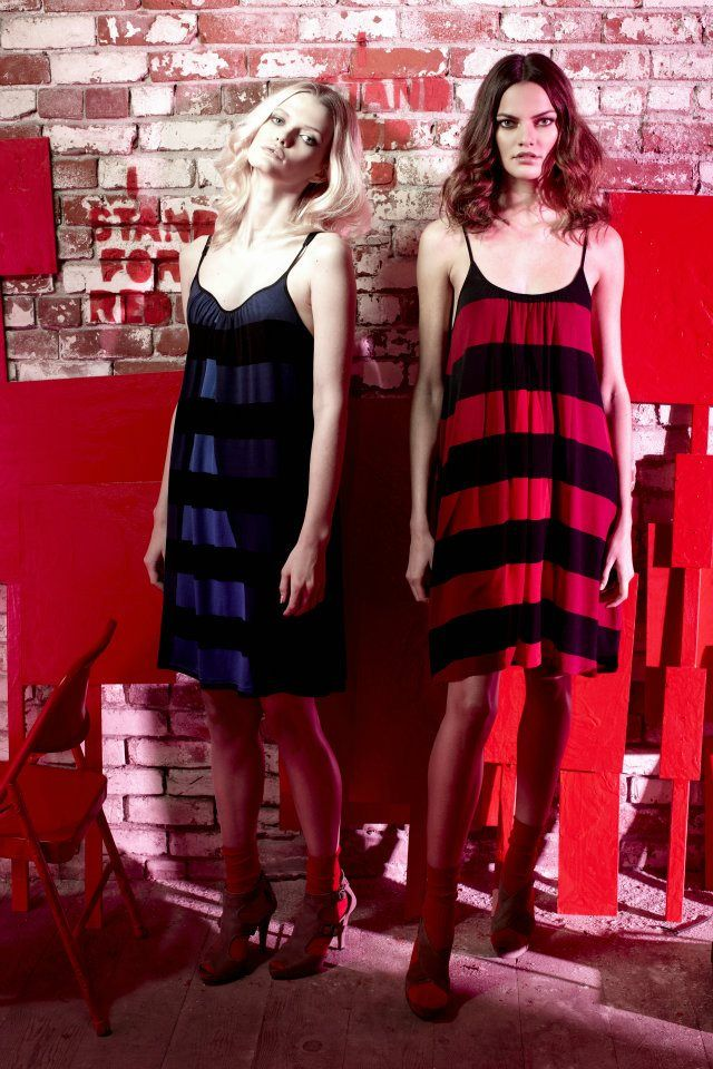 reckless red - Kensie spring 2012