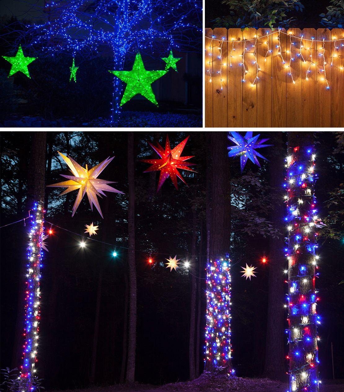 Blue Christmas Lights Christmas Lights Etc Blue Christmas Lights Blue Decor Christmas Lights