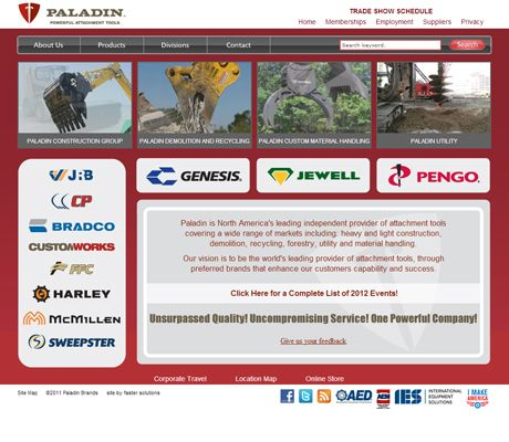 Web Design For Manufacturing Firms