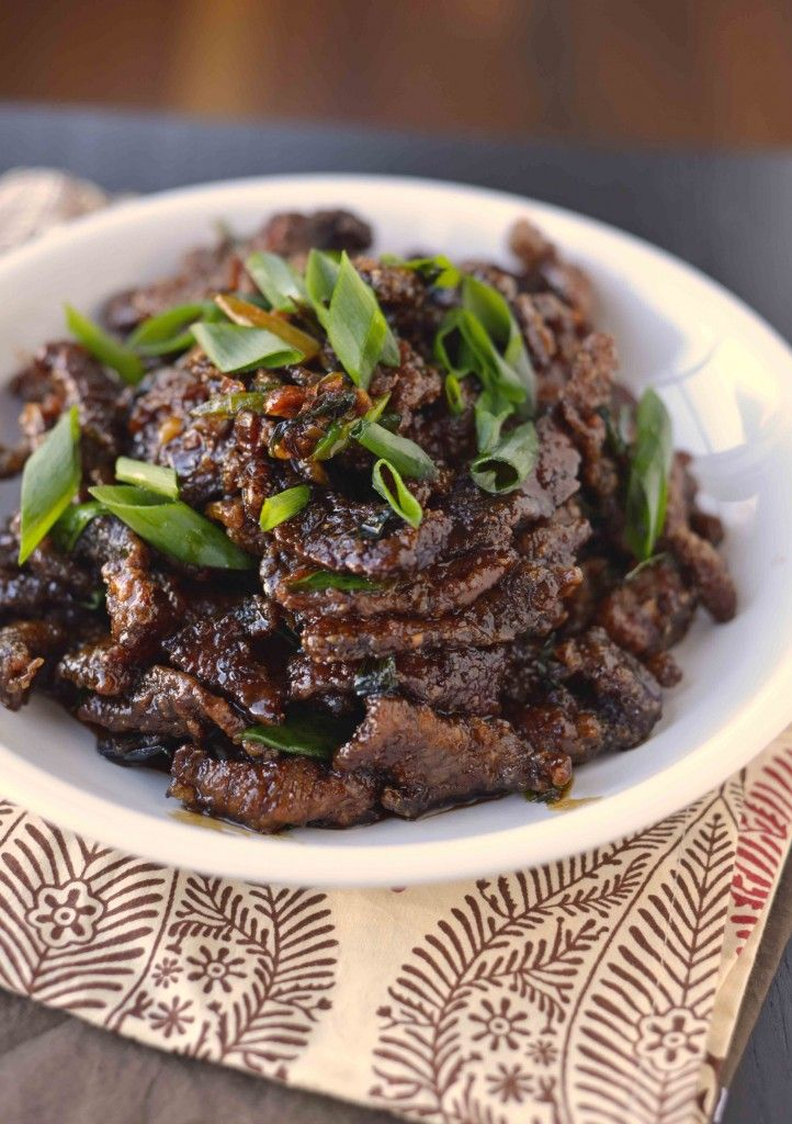 Mongolian Beef Recipes Cooking Recipes Beef Recipes