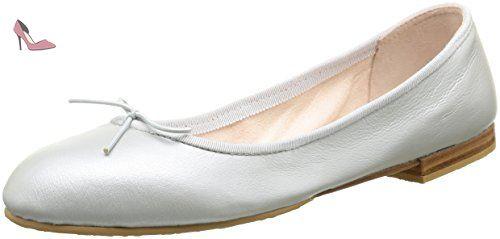 Bloch Alair Ballerina, Ballerines Femme, Argent (ARG), 36 EU