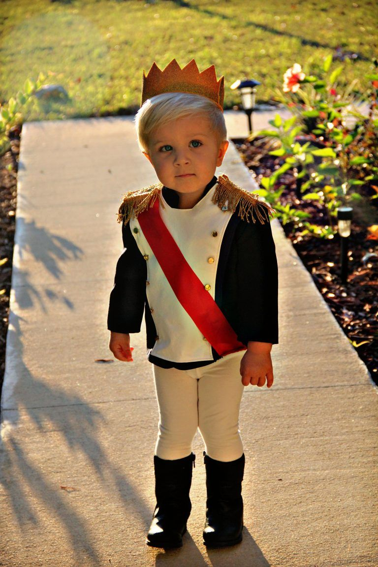 5 infant toddler costumes that are so cute prince for Halloween costume ideas for 12 year olds