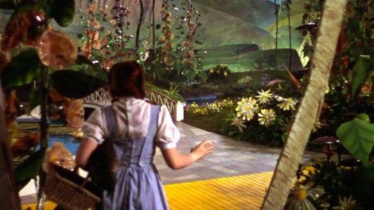 Filmmakeriq Com Wizard Of Oz Color Wizard Of Oz The Wonderful Wizard Of Oz