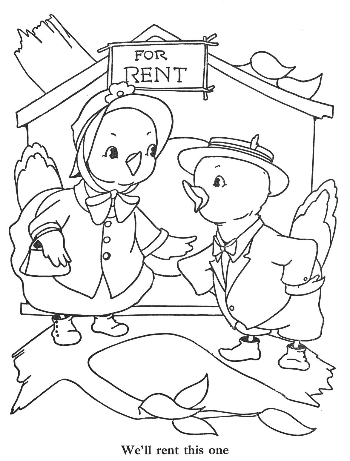 vintage coloring page - Google Search | Craft Patterns | Pinterest ...