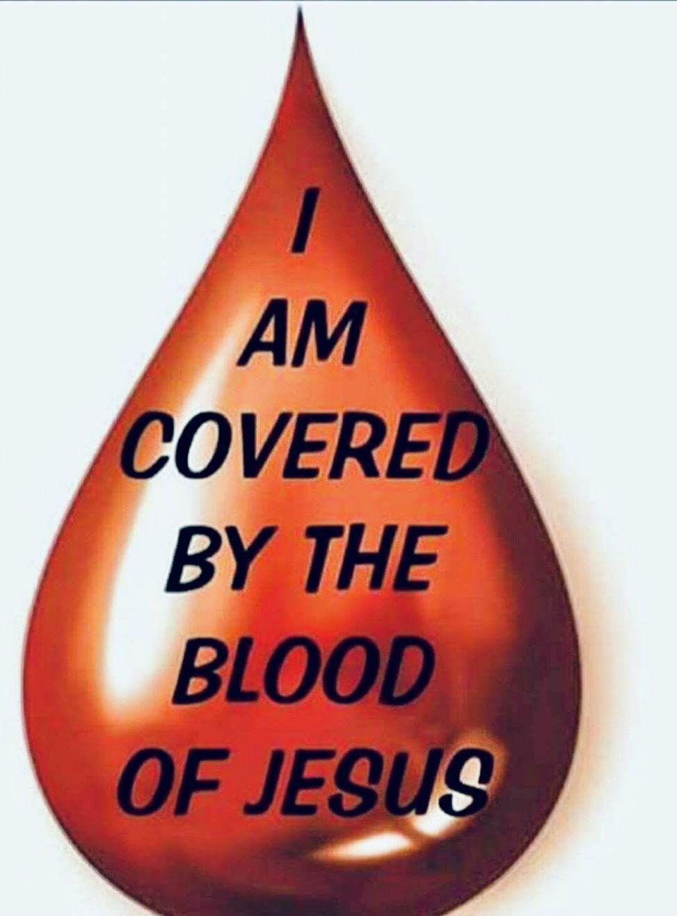 Park Art My WordPress Blog_Covered By The Blood Of Jesus Prayer