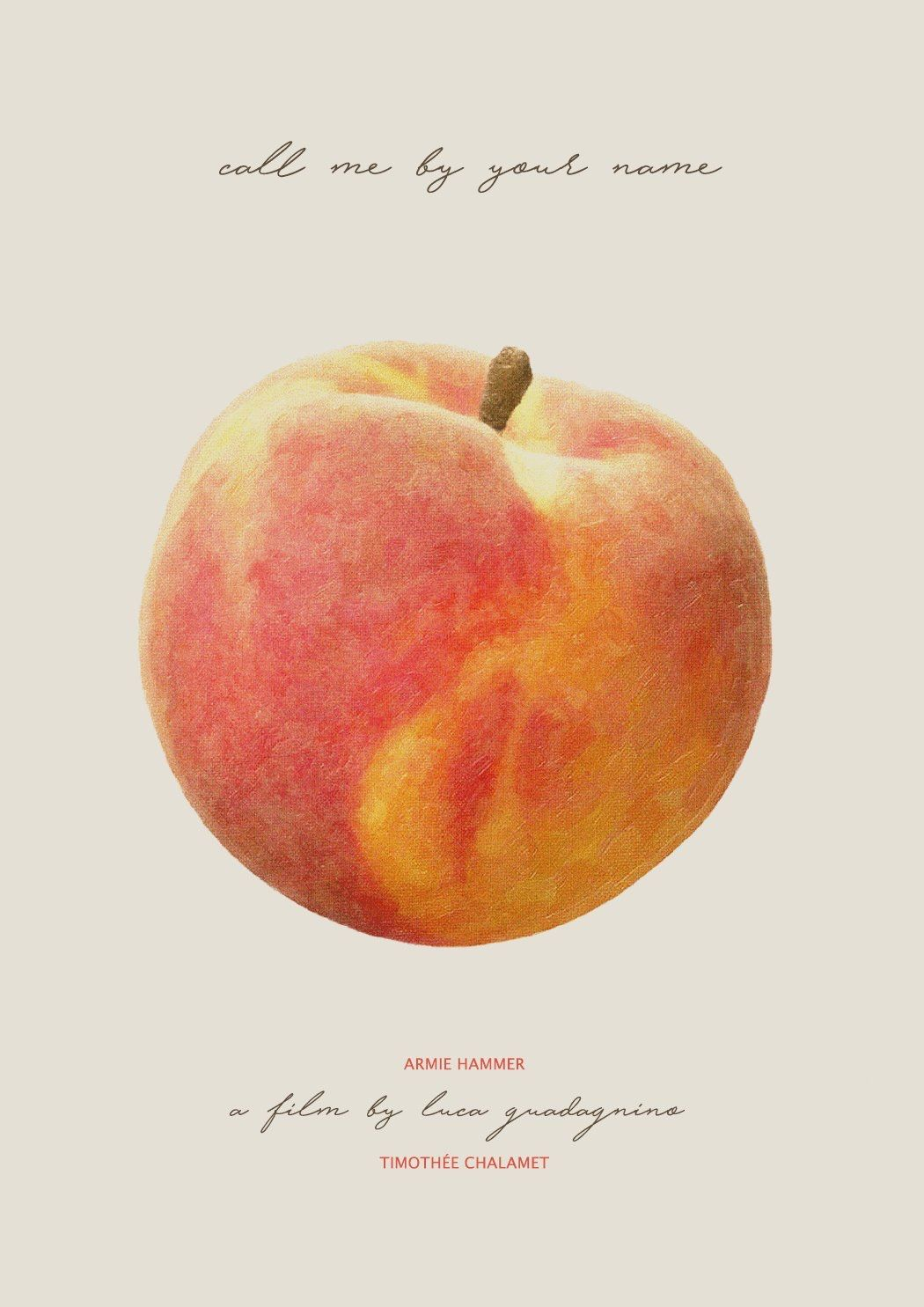 """Call Me By Your Name Movie Poster Luca Guadagnino Film Print 13x20/"""" 24x36/"""" 27x40"""