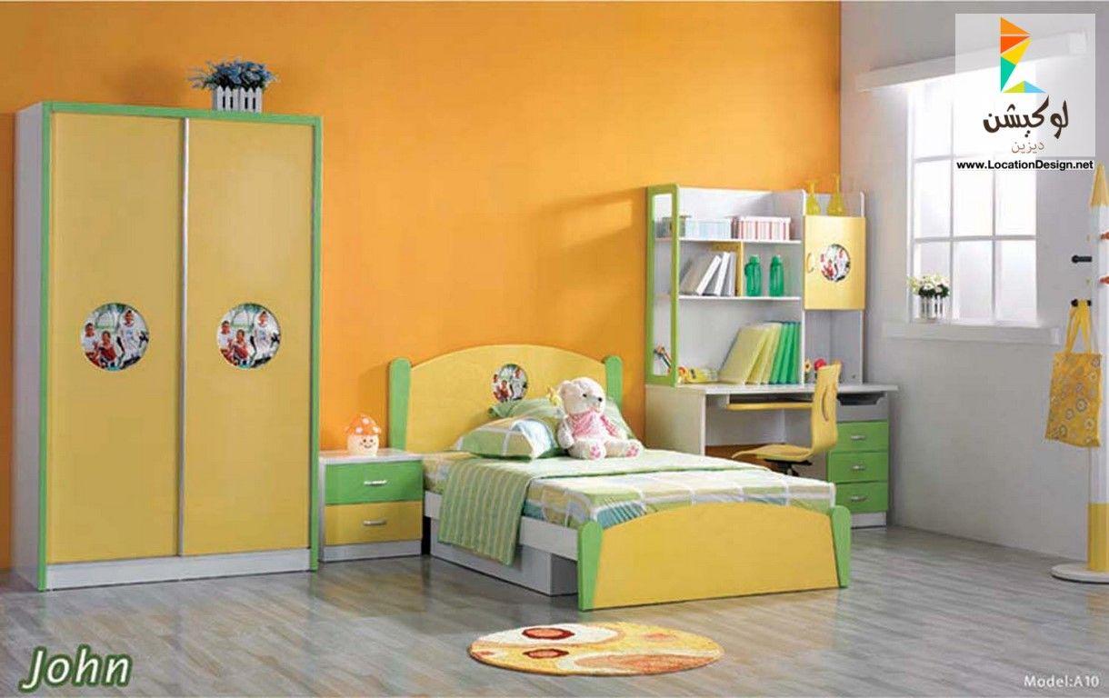 احدث ألوان دهانات غرف اطفال مودرن 20 تصميم جديد لأحدث غرف اطفال 2017 لوكشين ديز Kids Bedroom Furniture Design Bedroom Furniture Design Kids Bedroom Designs