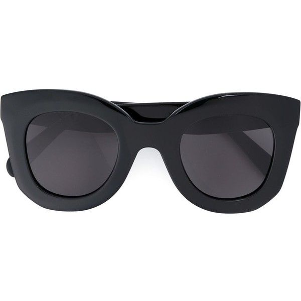 bdb0fd4441 Céline Marta Sunglasses (390 AUD) ❤ liked on Polyvore featuring accessories