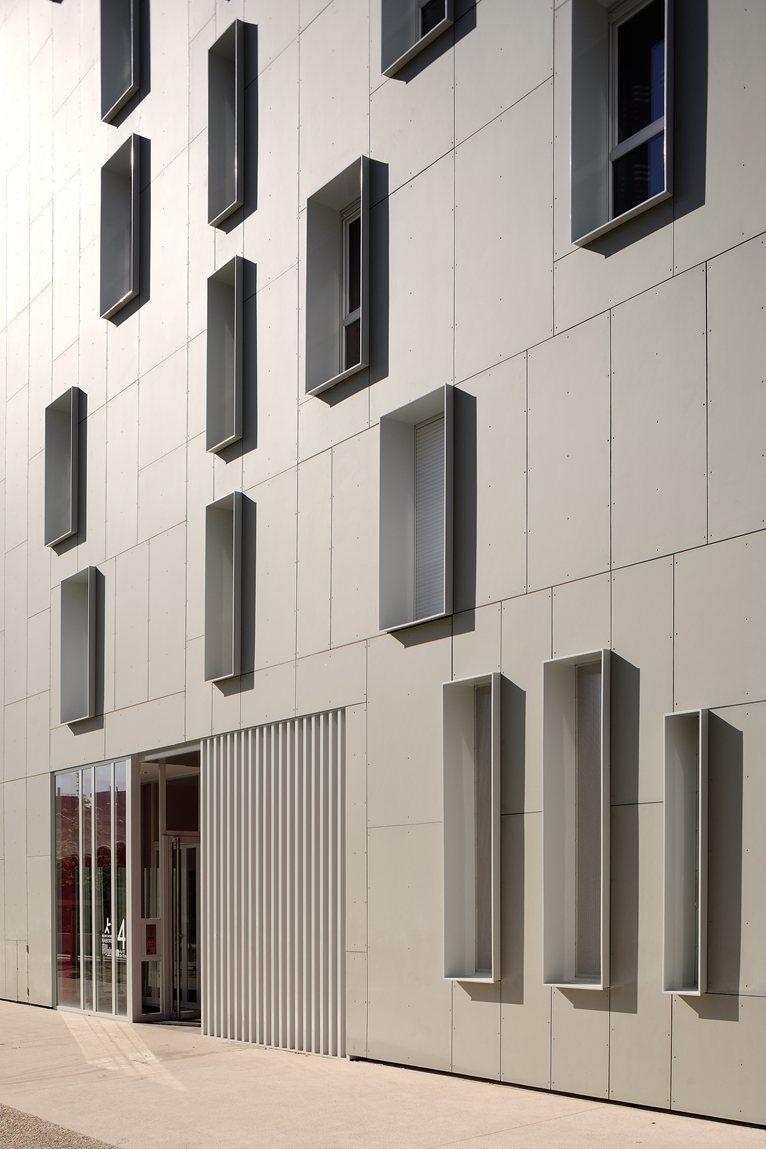 1 1 1 Picture Gallery Facade Panels Architecture Metal Facade Hotel Facade