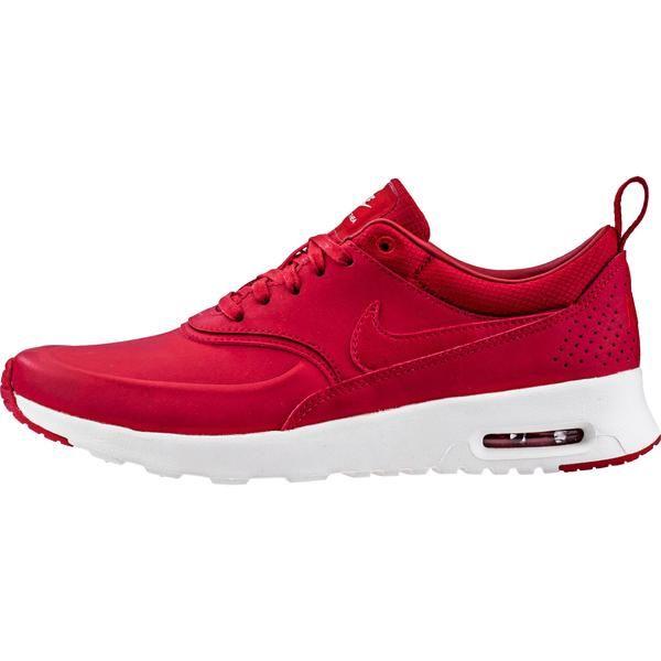 Nike Air Max Thea Premium (Womens) University RedSail
