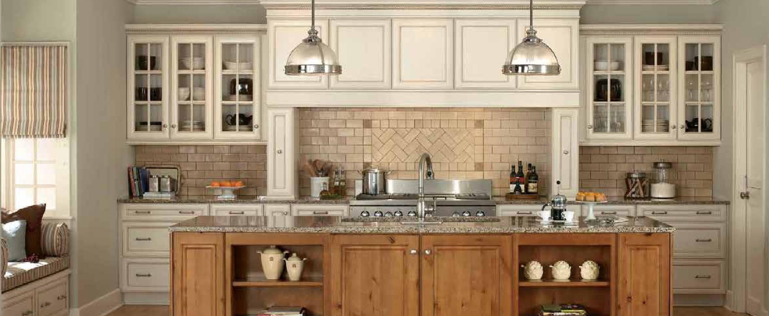 Sullivan & Duncan cabinets from Norcraft Cabinetry. Sullivan: Maple ...