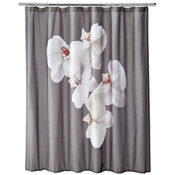 Buy A Washable Shower Curtain At The Online Store Target Floral