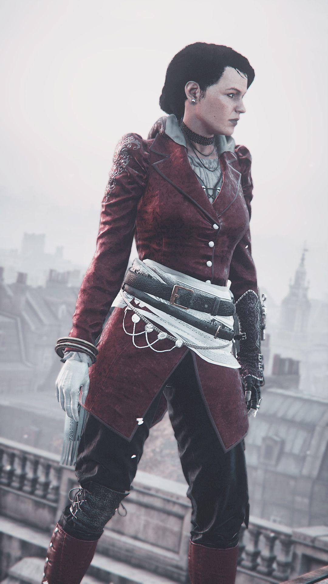 Jack The Ripper Dlc Assassins Creed Evie Assasins Creed Costume Assassins Creed Syndicate Evie