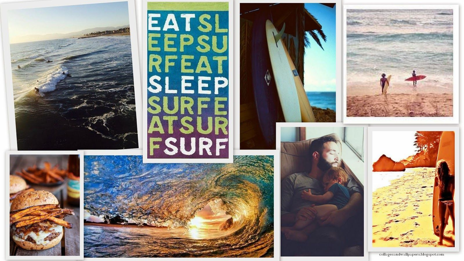 Collages & Wallpapers: ad libitum
