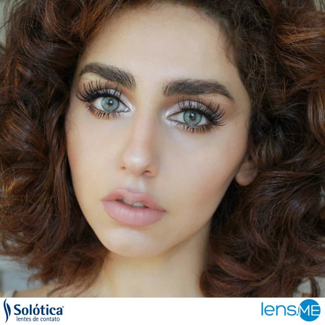 Natural Colors Quartzo By Single Lens Solotica Lenses Eye Color Beauty Guru