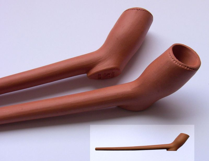 Clay Tobacco Pipes | Pirate | Pinterest | Clay tobacco ...