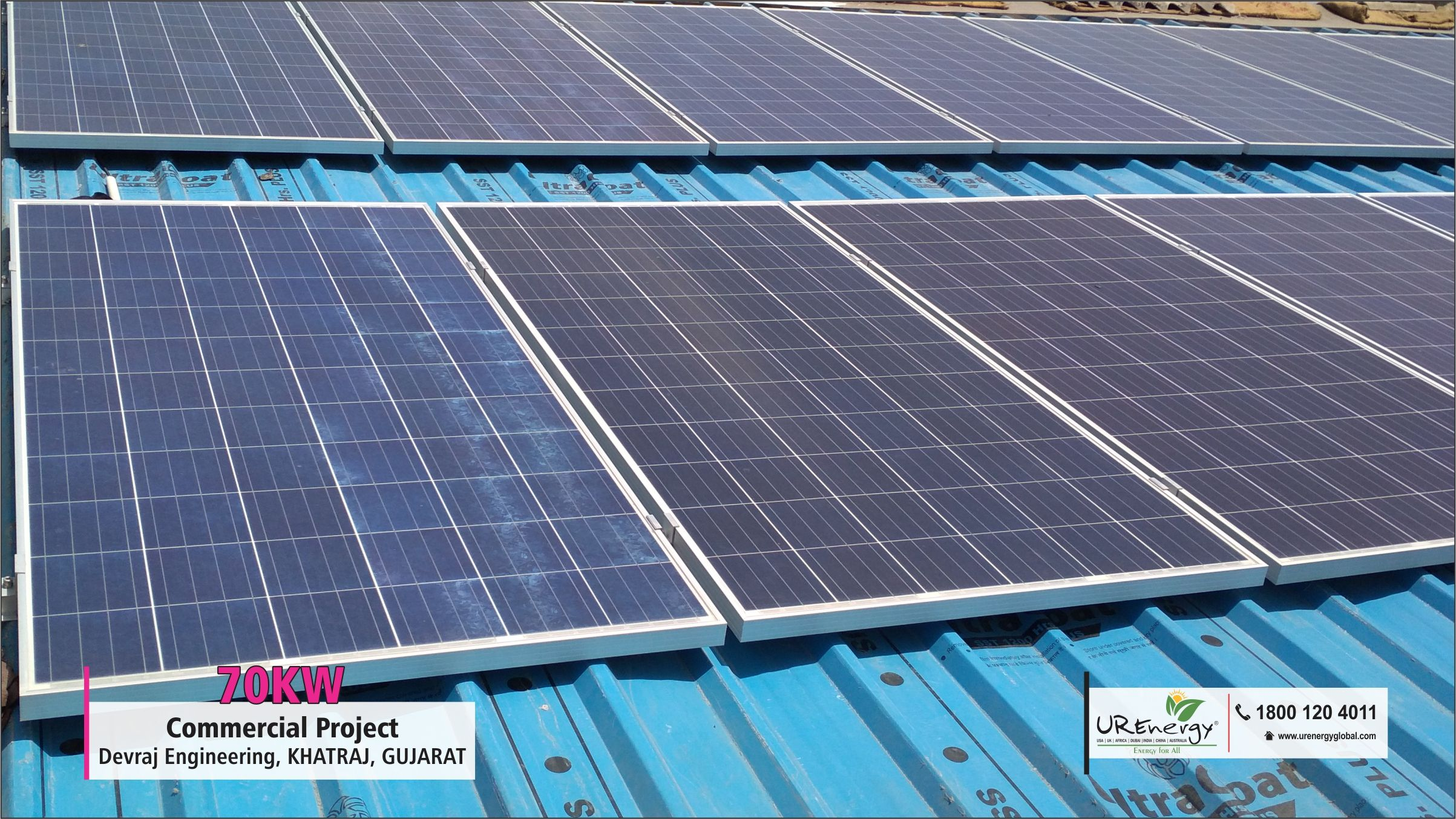 Rooftop Solar Panel Inverters Water Pump Solar Epc Gujarat India U R Energy Solar Panels Solar Energy Panels Solar