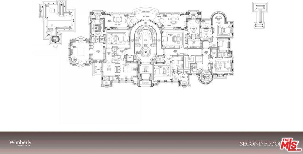 Beverly Hills Mega Mansion Design Proposal in Beverly Park on a $32 ...