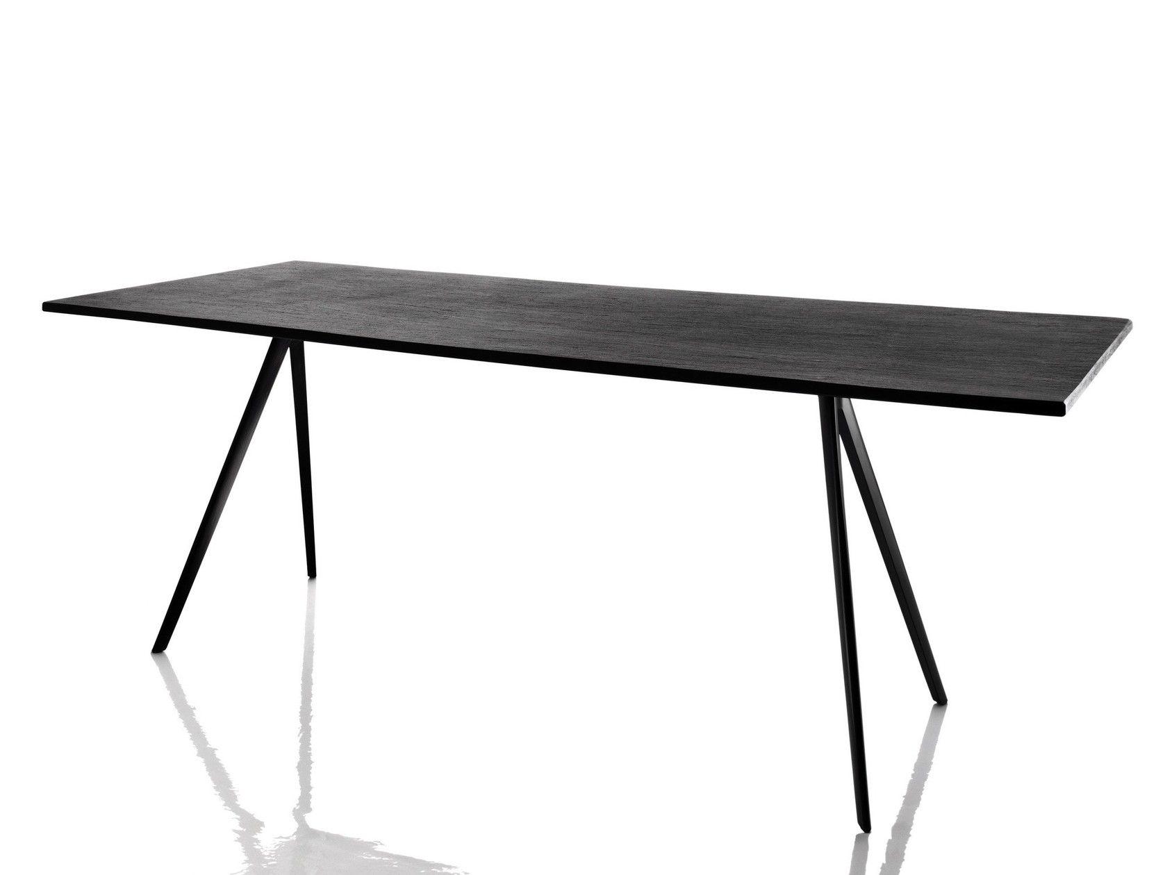 Baguette Slate Table By Magis Design Ronan Erwan Bouroullec