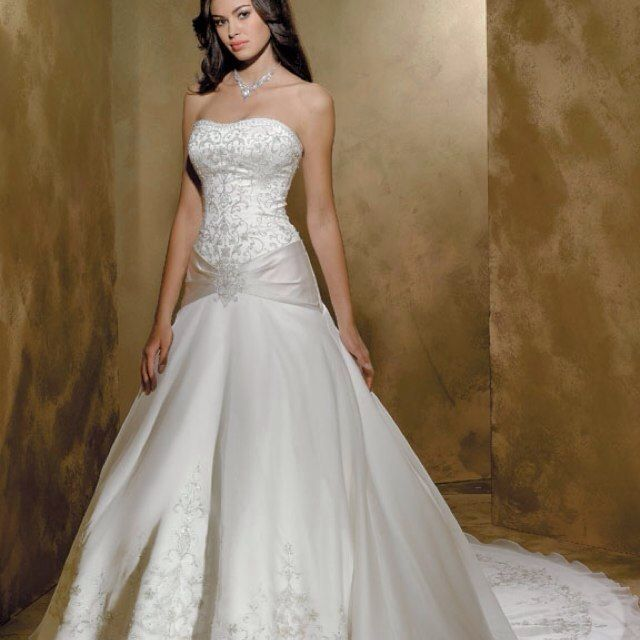 Photopoll: Prettiest Wedding Dress??? Follow Me. I Follow