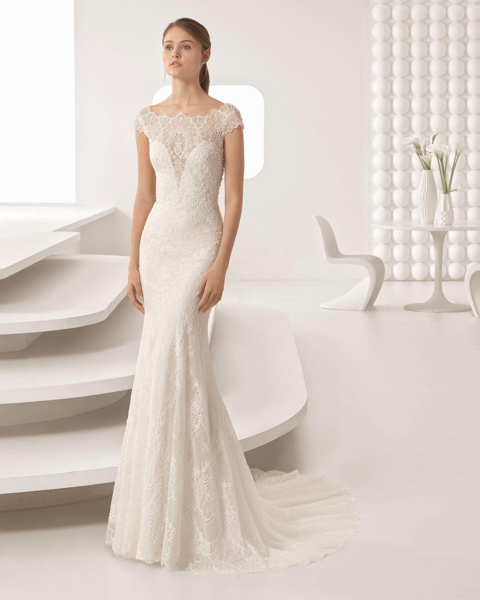ADA - 2018 Bridal Collection. Rosa Clará Collection