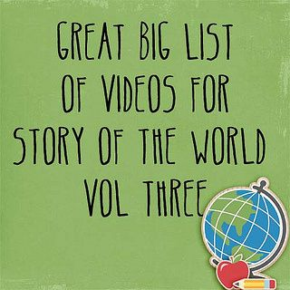 Photo of Bringing History to Life: Videos for use with Story of the World Volume 3
