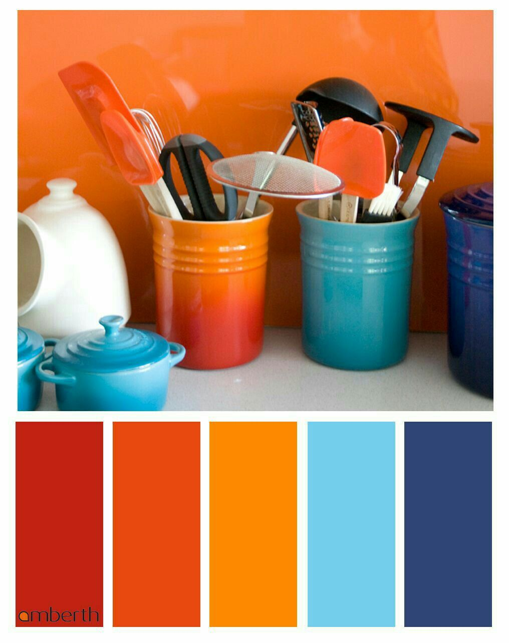 This is my colour scheme! Bright & bold! | Orange color ...