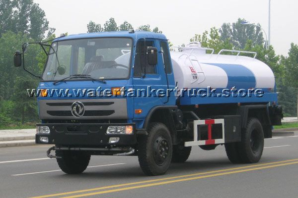 2000 Gallons Water Sprinkler Water Tanker Trucks For Sale Yemen