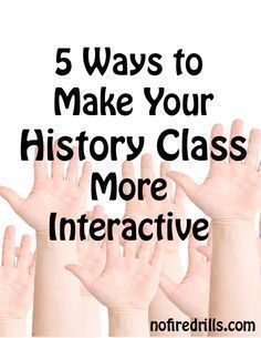 Photo of History's Great Mystery (How can I make my classroom more interactive?!) – Be your best teacher!