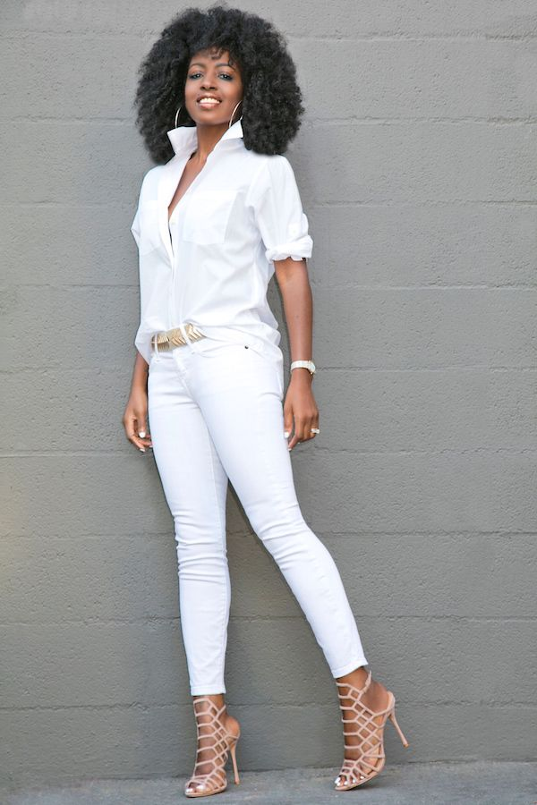 148a96e84ec Style Pantry | S2597 All White Party Outfits, Cute Swag Outfits, Casual  Outfits,