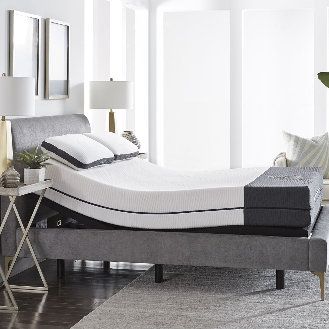 Want A New Adjustable Base But Afraid It Won T Fit In Your New Bedframe Don T Worry The Ananda Adjustable Base Fi Adjustable Beds Sleep Comfortably Bed Frame