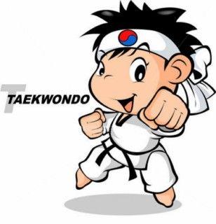 Baby Taekwondo Il Taekwondo E Un Arte Marziale Di Origine Coreana Taekwondo America Karate Boy Taekwondo Karate Kid