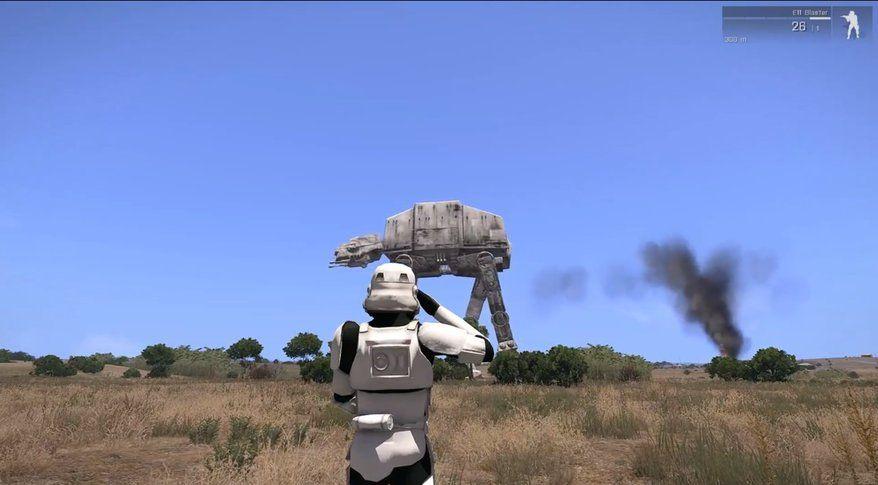 Мод star wars для arma 3 скачать