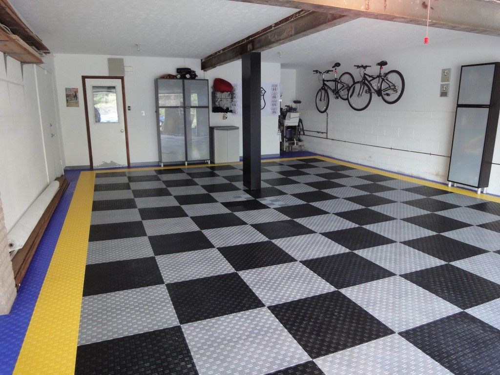 Race Deck Garage Flooring Floor Coating And Coverings