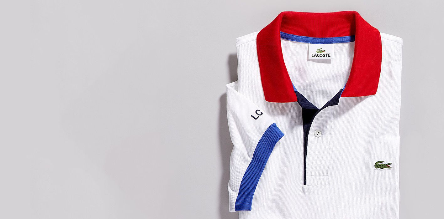 c29a1189ae One timeless classic, countless different expressions. The Lacoste polo,  designed and reinvented for those who live their life as a beautiful sport.