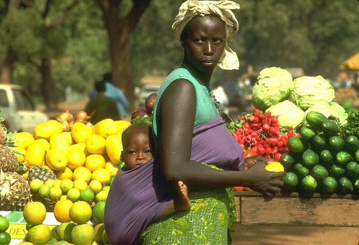 CdC Etnias Nutrition, Continuing education, Mother and child