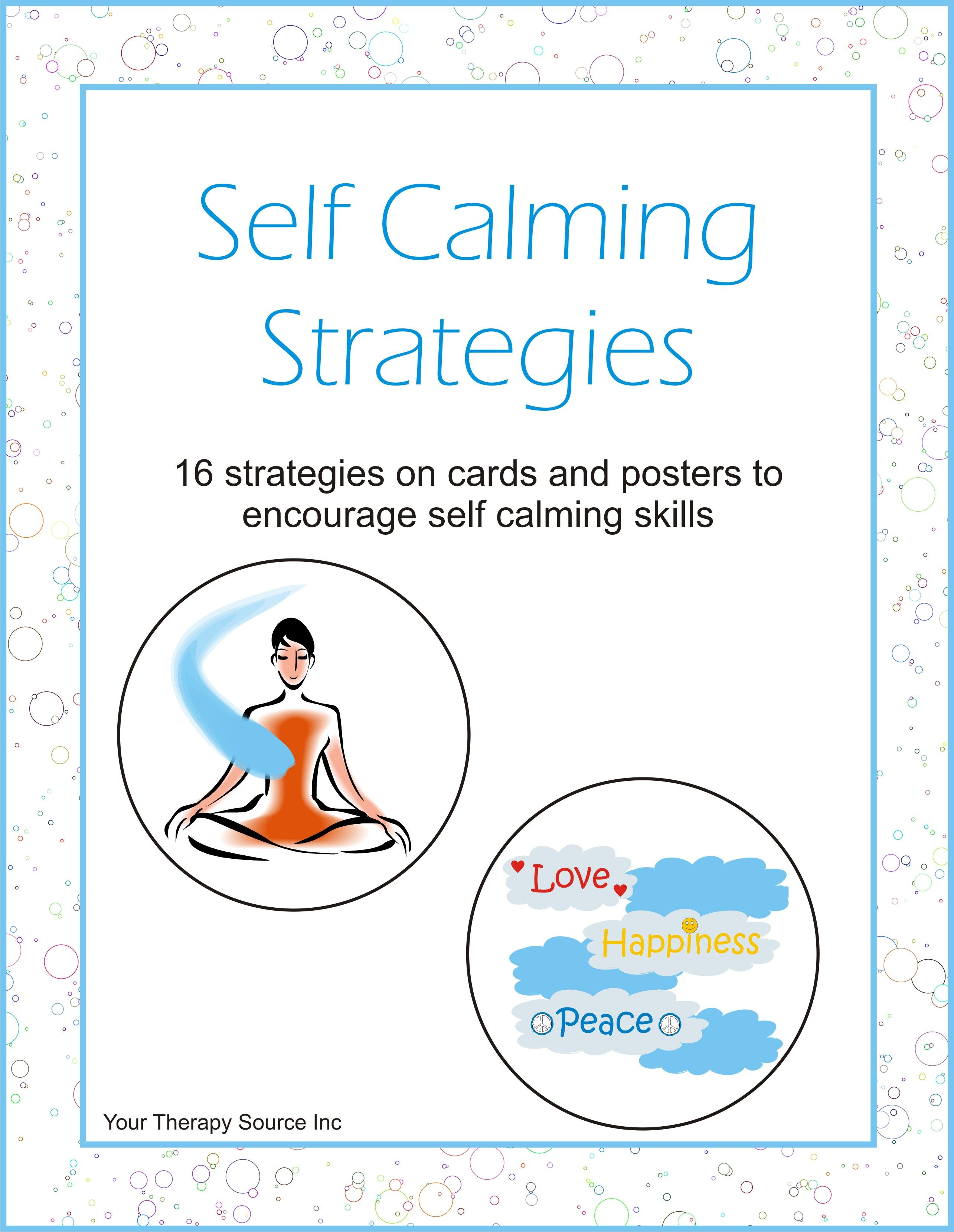 Self Calming Strategies