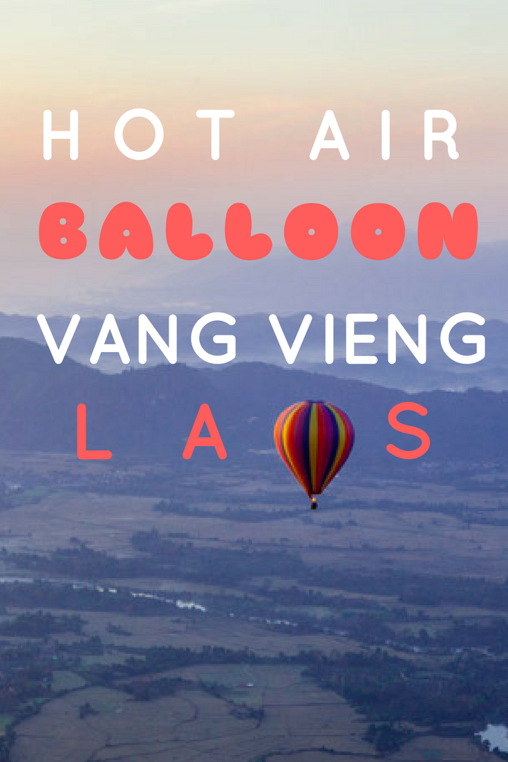 One of the Cheapest Hot Air Balloons in the World Vang