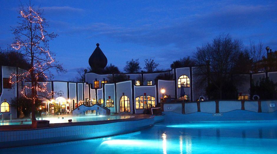Wellness badezimmer ~ Rogner bad blumau hundertwasser therme und wellness hotel in der