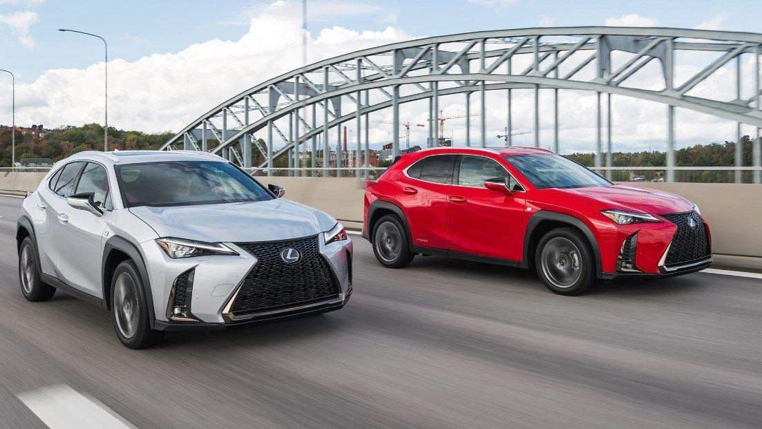 2020 Lexus UX 200 More Capability With New Engine Options