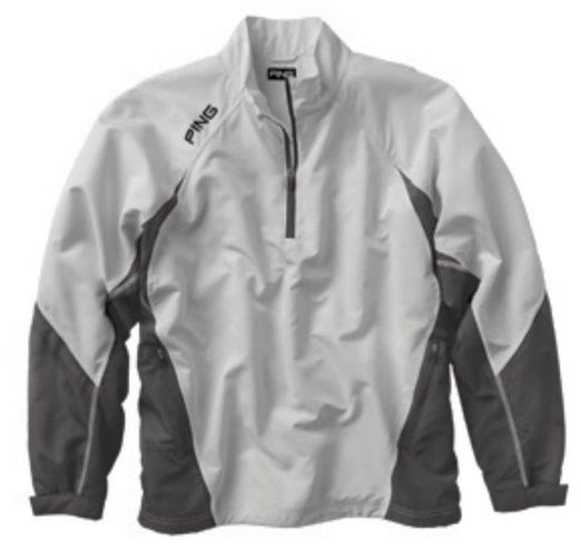 Ping Recovery Half Zip Pullover Golf Jackets | Ping Mens Golf ...