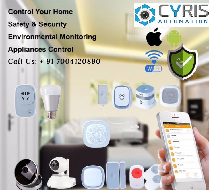 Pin by Cyris Automation on cctv system service provider