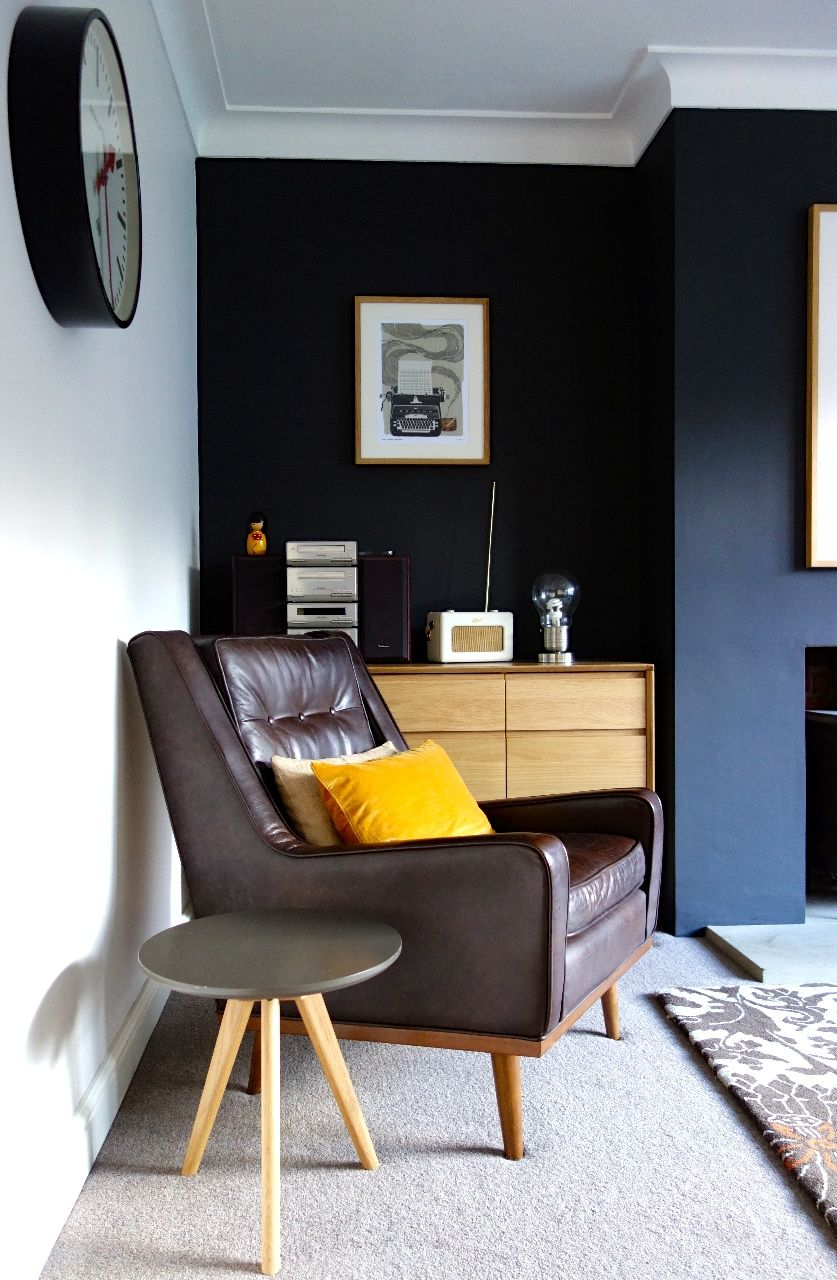 Dulux Bree Leech Google Search Blue Feature Wall Living Room Living Room Paint Feature Wall Living Room