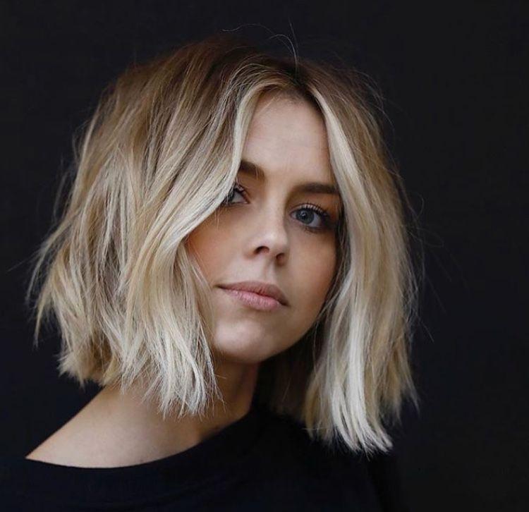 Pin Od Monkan Na Bob Włosy Blond Włosy I Krótkie Włosy
