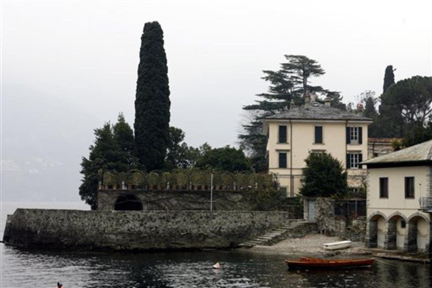 Clooney S Italian Villa Italian Villa Venice Italy Travel Italian Lakes